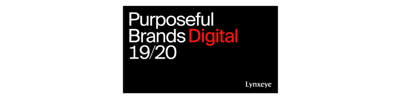Logotyp för Purposeful Brands Digital 19/20.
