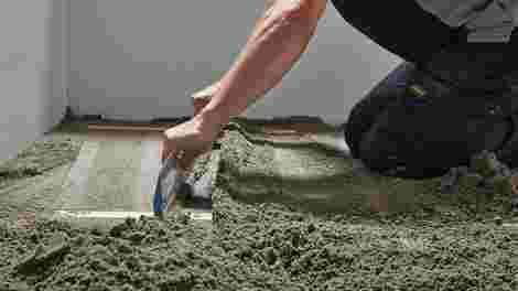 Top Zand cementdekvloer maken – stappenplan | GAMMA AN97