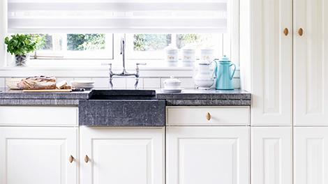 Witte Keuken Schilderen : Keuken verven gamma