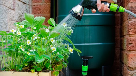 Waterafvoer Tuin Gamma : Hemelwaterafvoer opvang en drainage in jouw tuin gamma