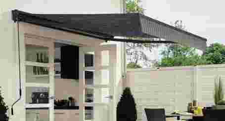 Hedendaags Zonnescherm ophangen | GAMMA NT-39