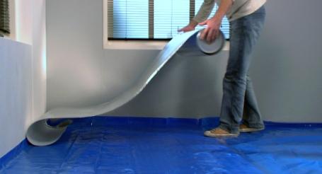 Laminaat Leggen Ondervloer : Ondervloer leggen gamma