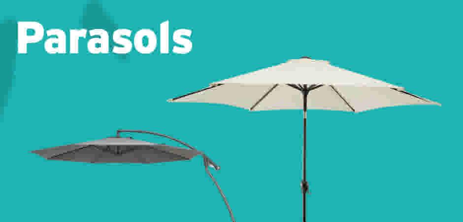 Zweefparasol Zwart Vierkant.Gamma Parasol Kopen Voor In De Tuin Of Op Het Strand