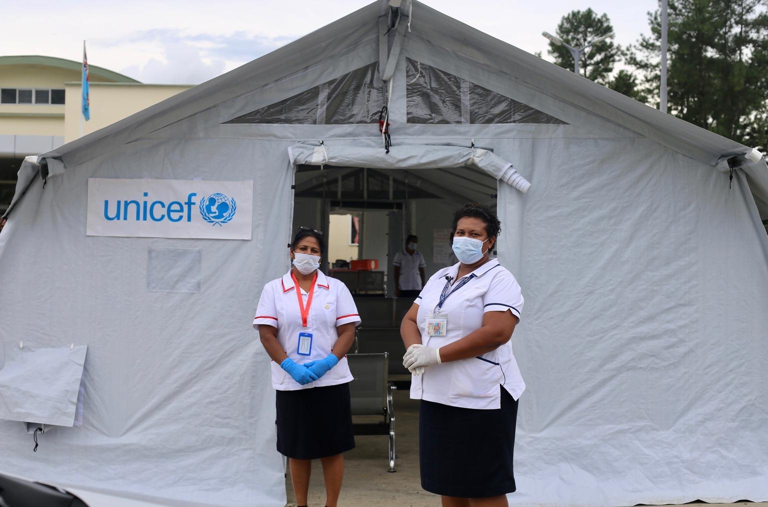 © UNICEF/UNI317733/Hing
