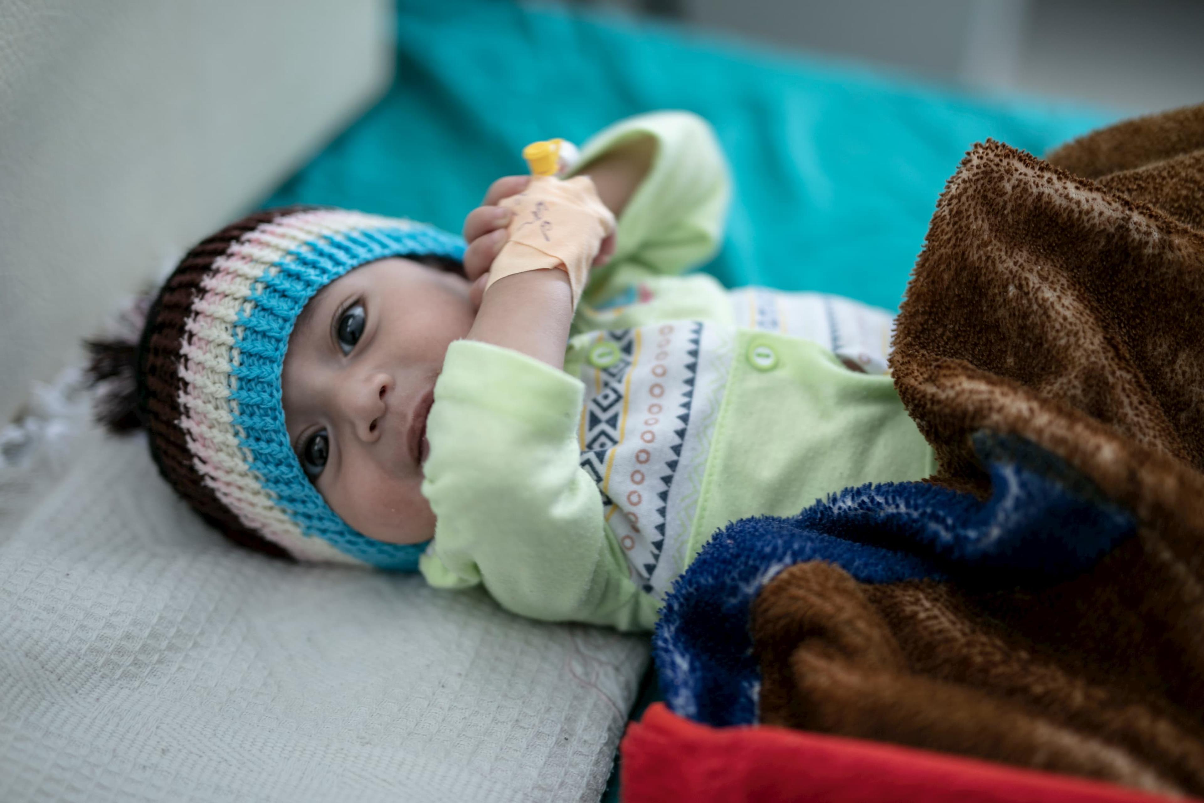 Yemen © UNICEF/UNI312479/Alghabri