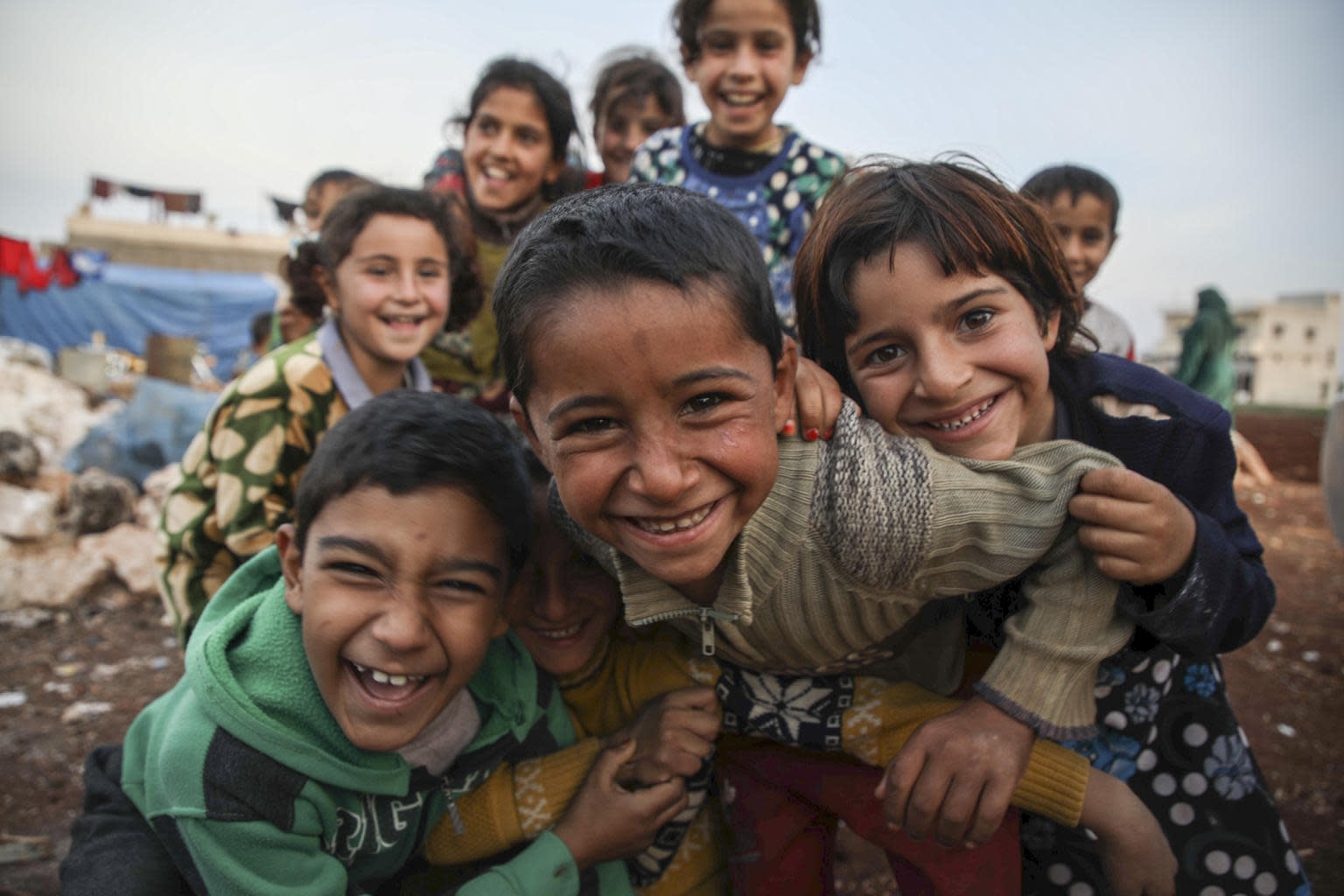 Syria | ©Unicef/UN0266987