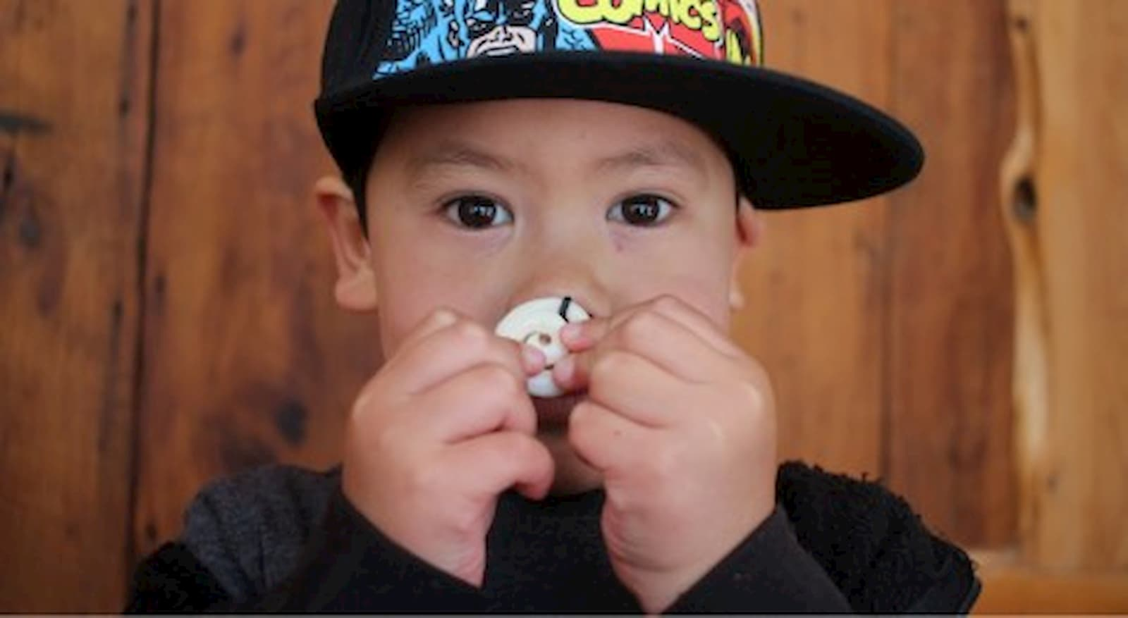 Māori children in New Zealand