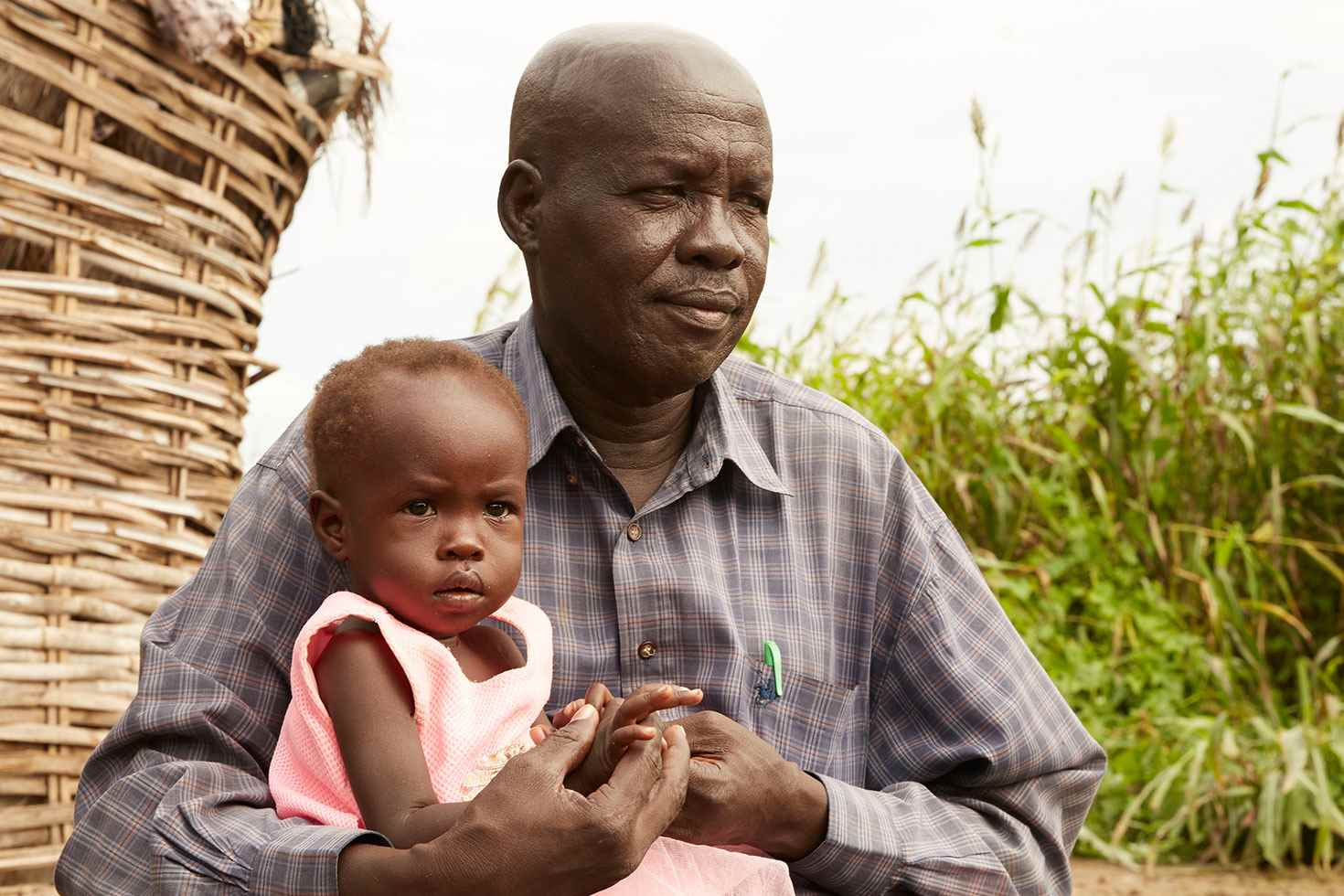 Adut and her dad