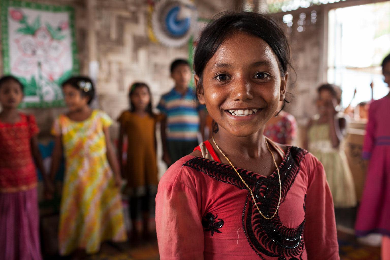 Cox's Bazar, Bangladesh | ©Unicef/UN0126289
