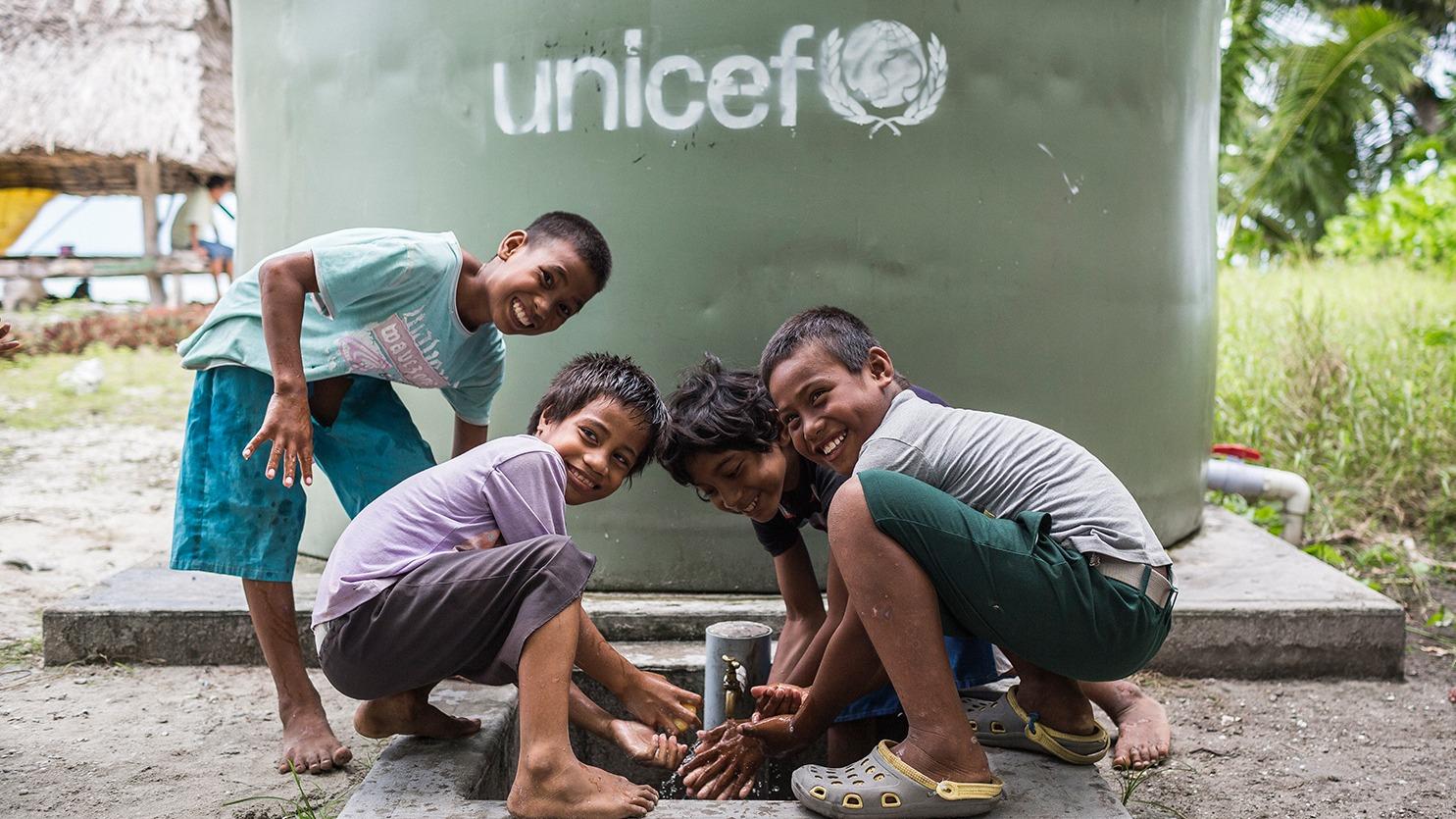 Kiribati | ©UNICEF/UN062294