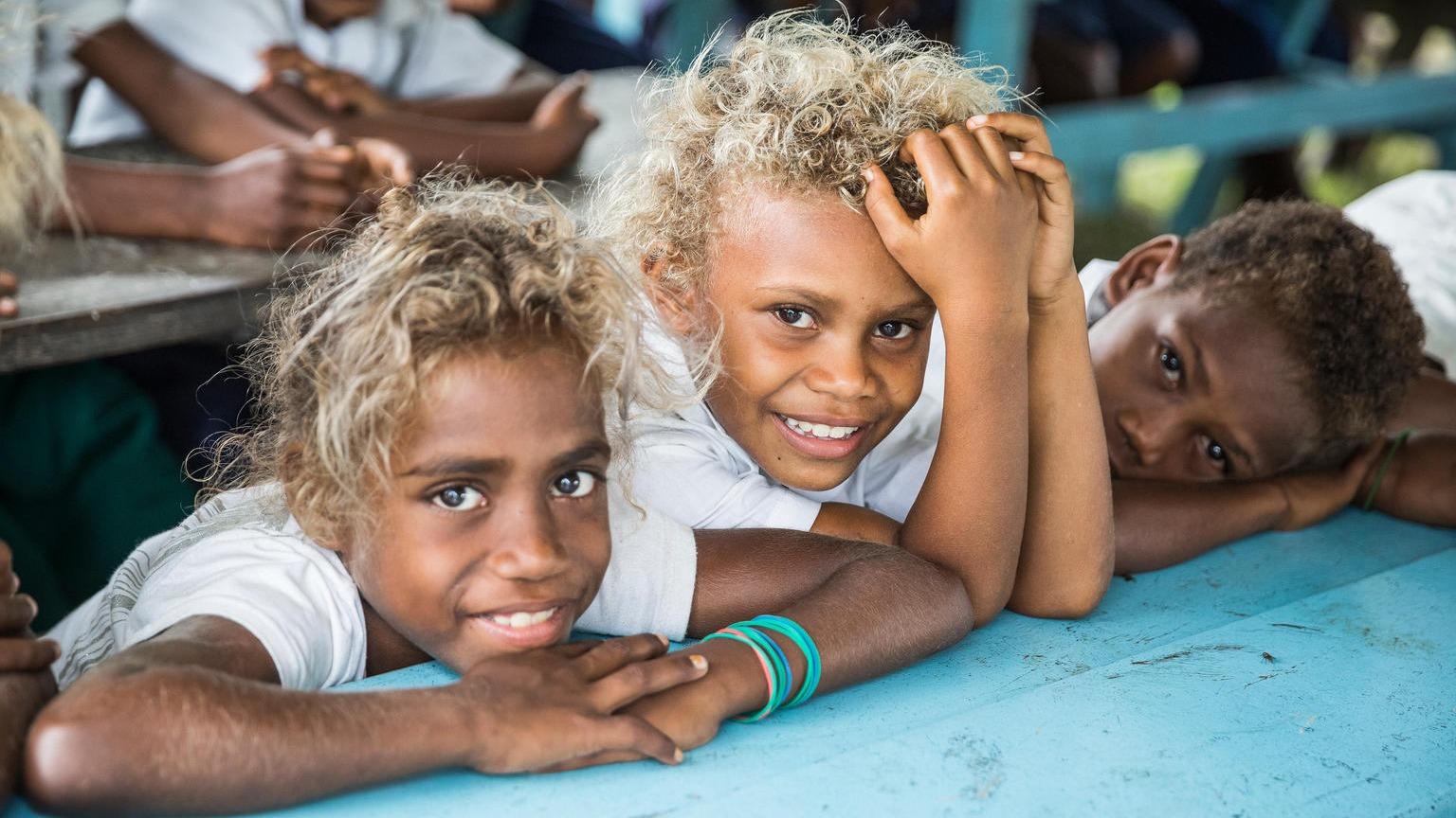 Solomon Islands | ©UNICEF/UN0205853