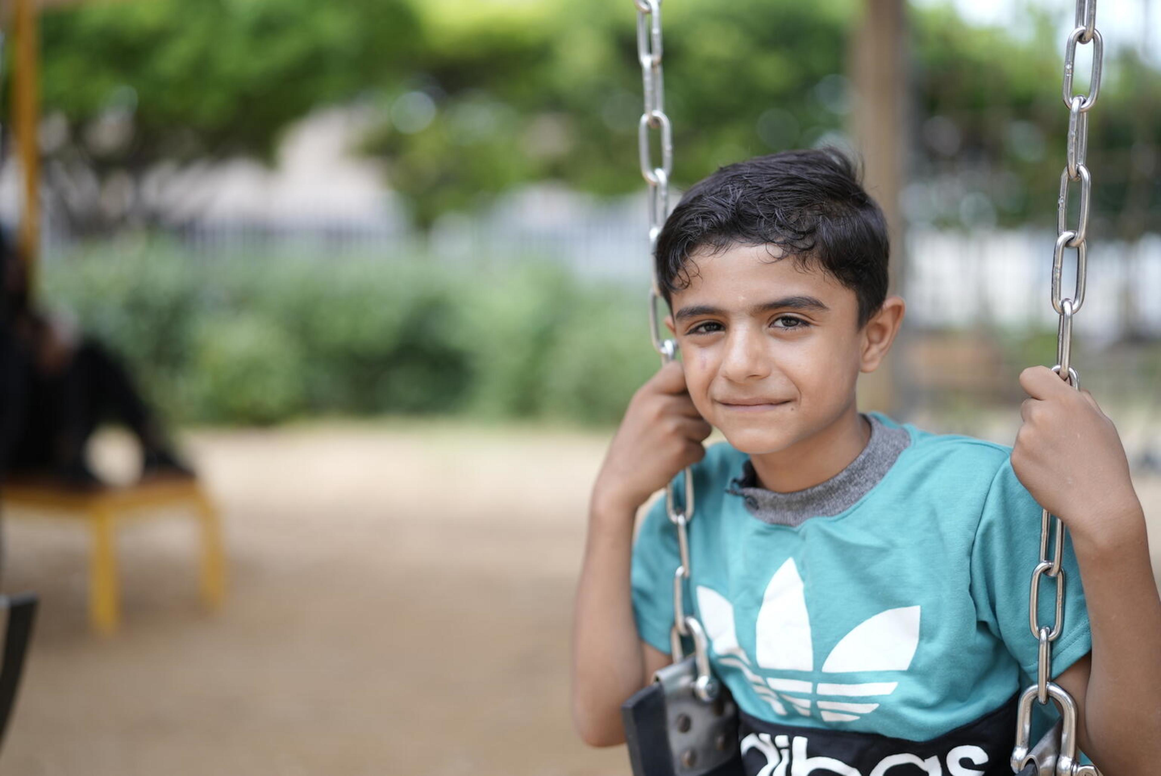 UNICEF/UN0495269/Choufany