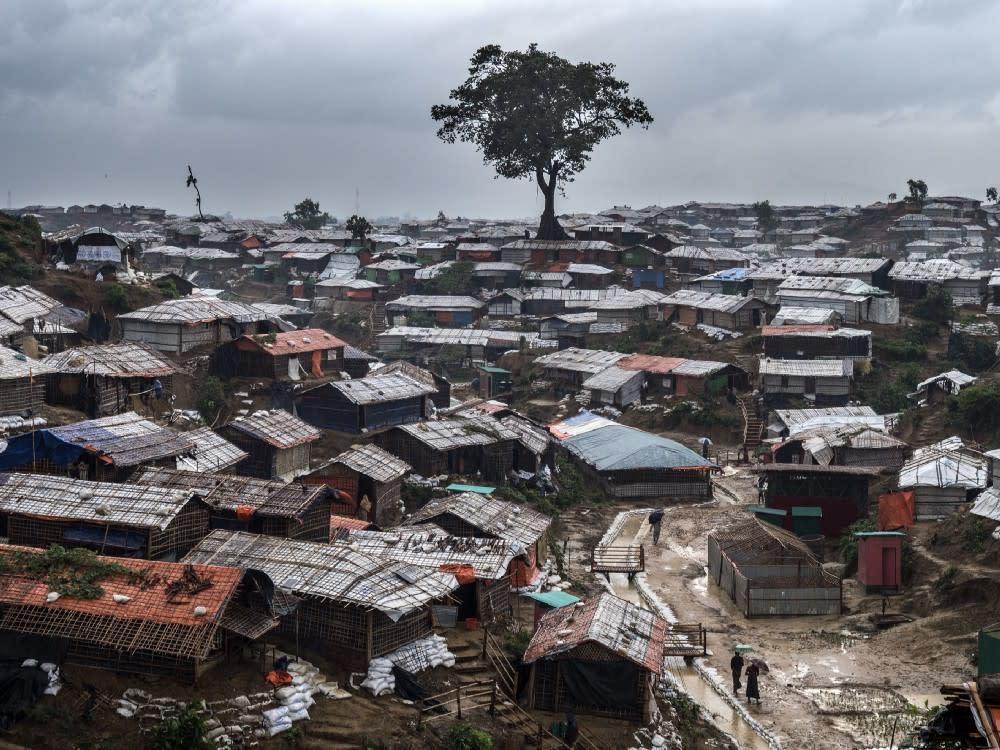 Around half of Rohingya refugees living in Cox's Bazar are children