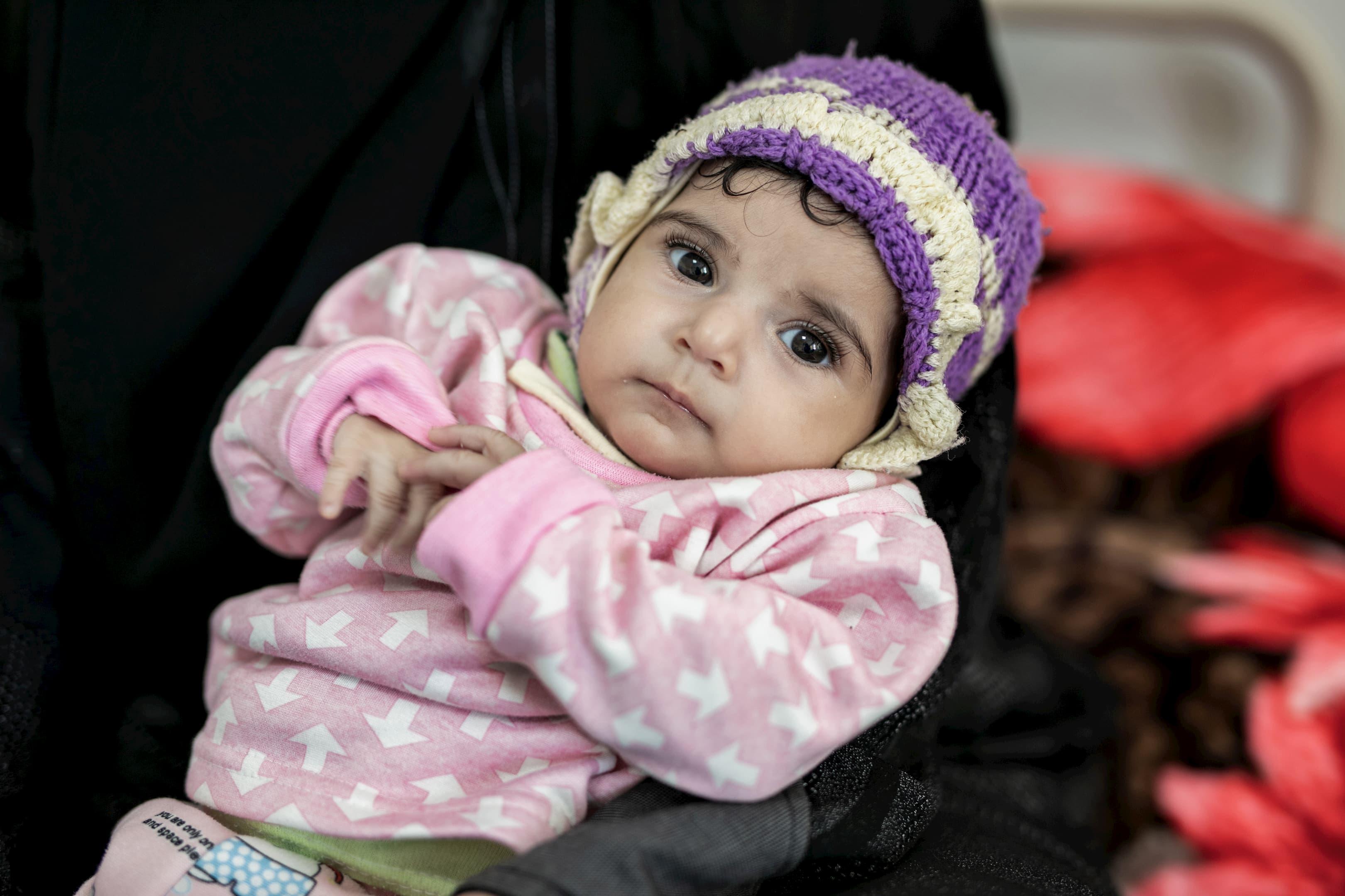 Yemen © UNICEF/UNI312511/Alghabri