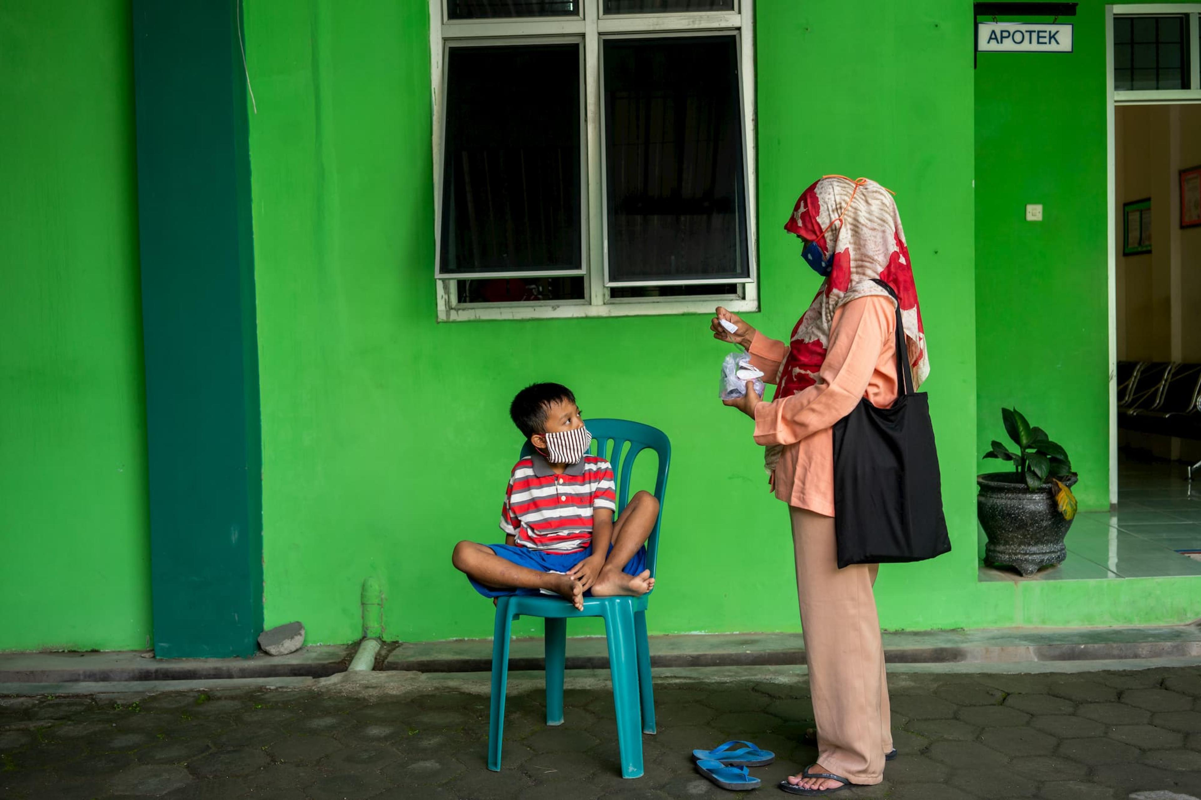Covid-19 Indonesia response