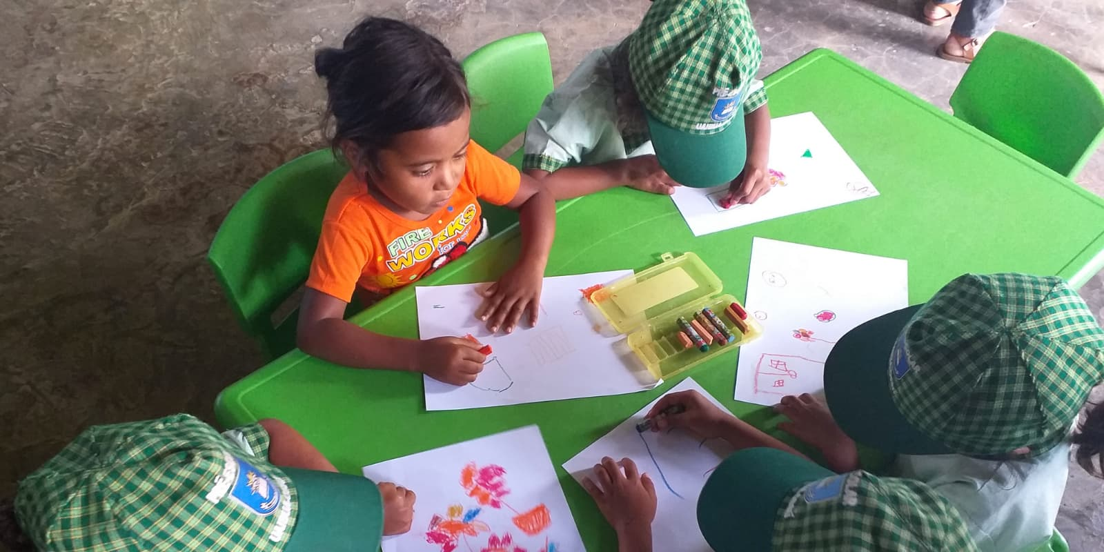 Timor-Leste's children need support to go to school and access clean water