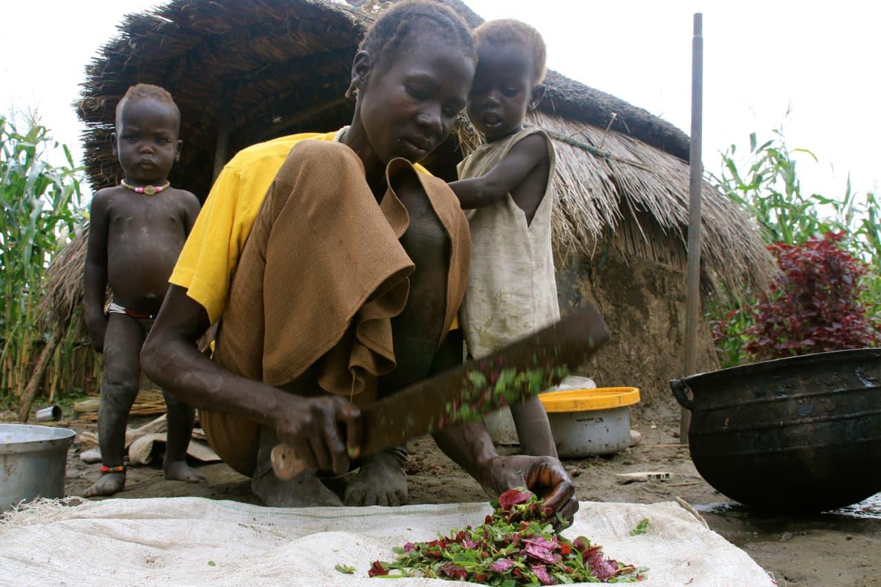 South Sudan | ©Unicef/UNI169321