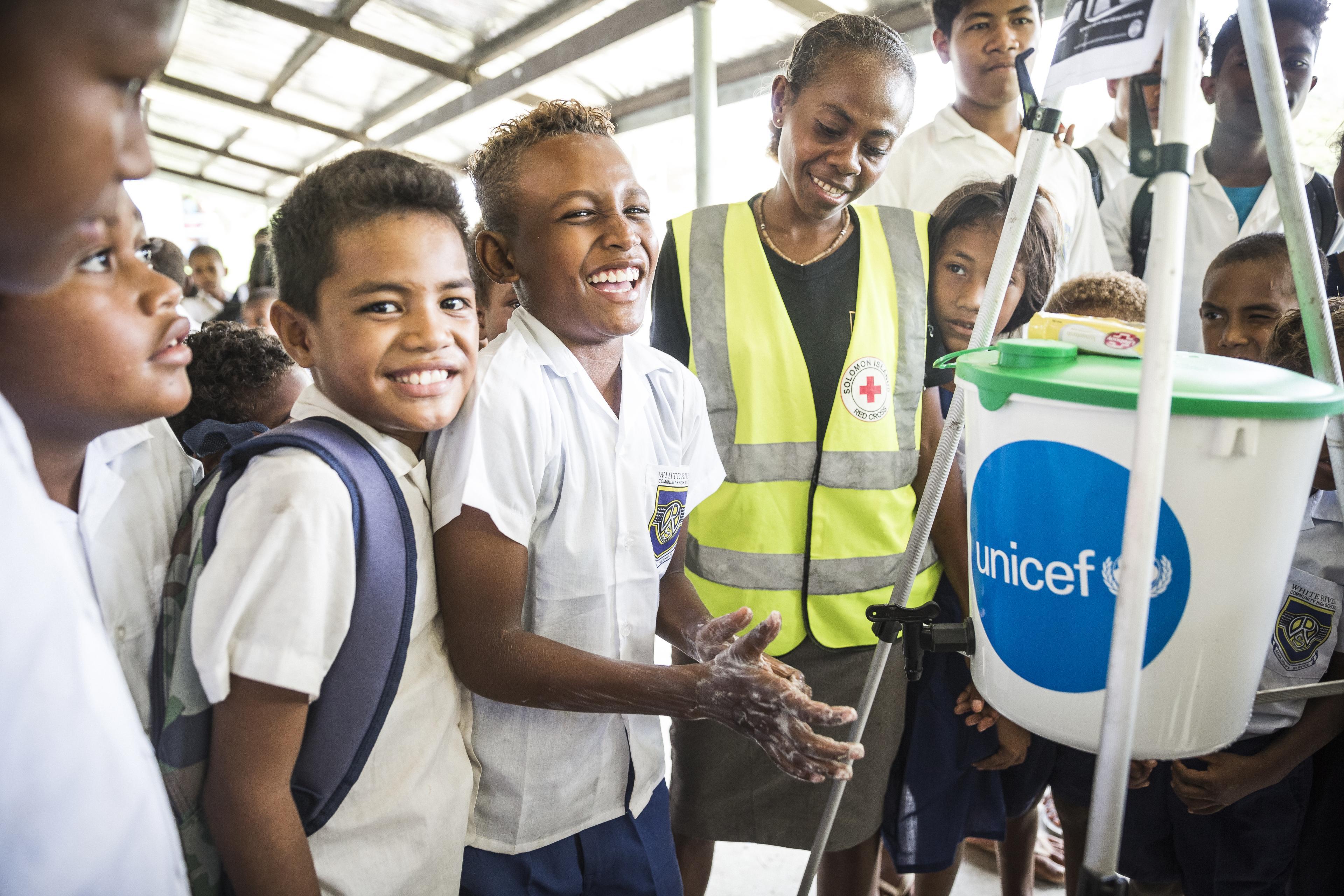 Solomon Islands | ©UNICEF/UN0205821