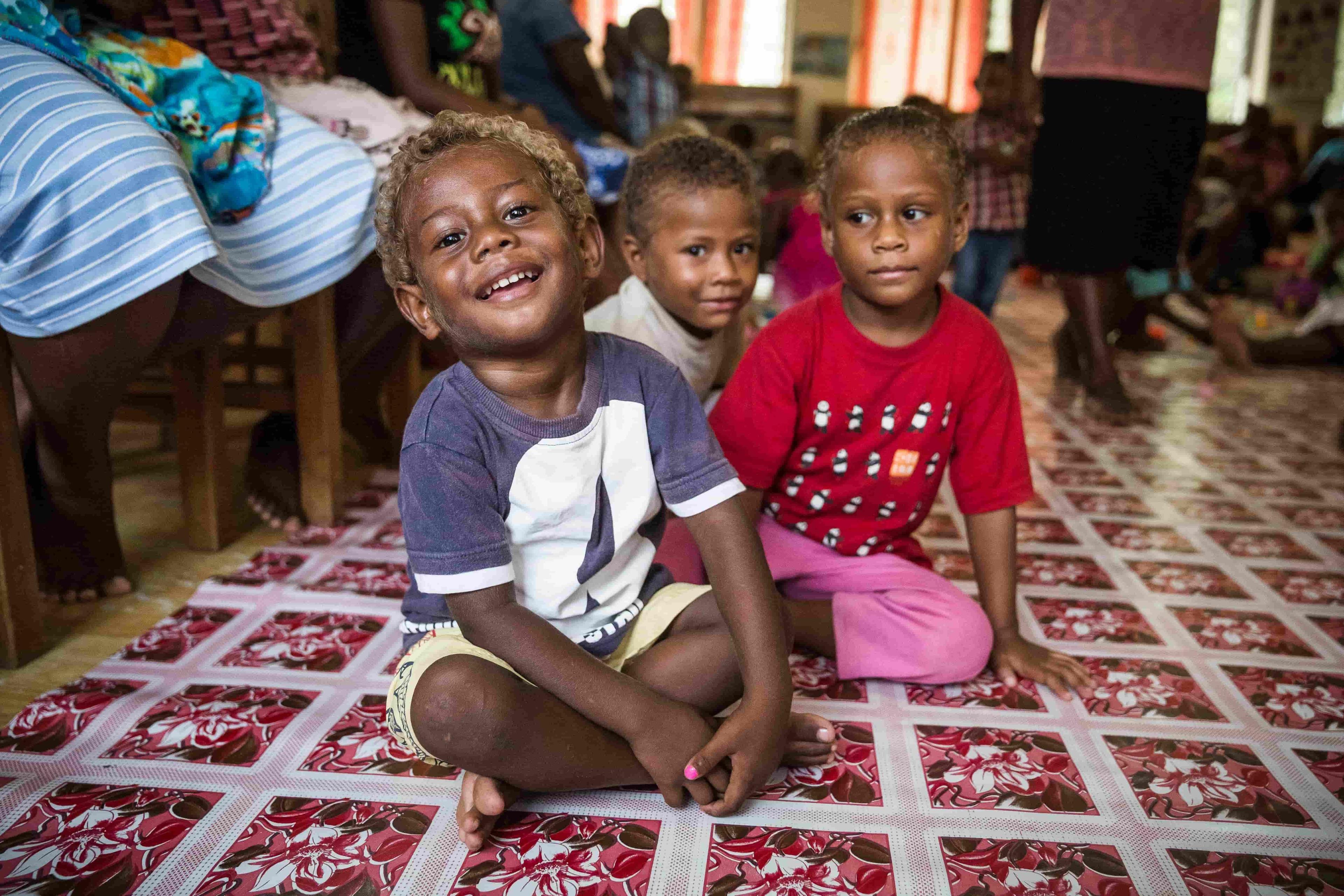 Preschool, Solomon Islands