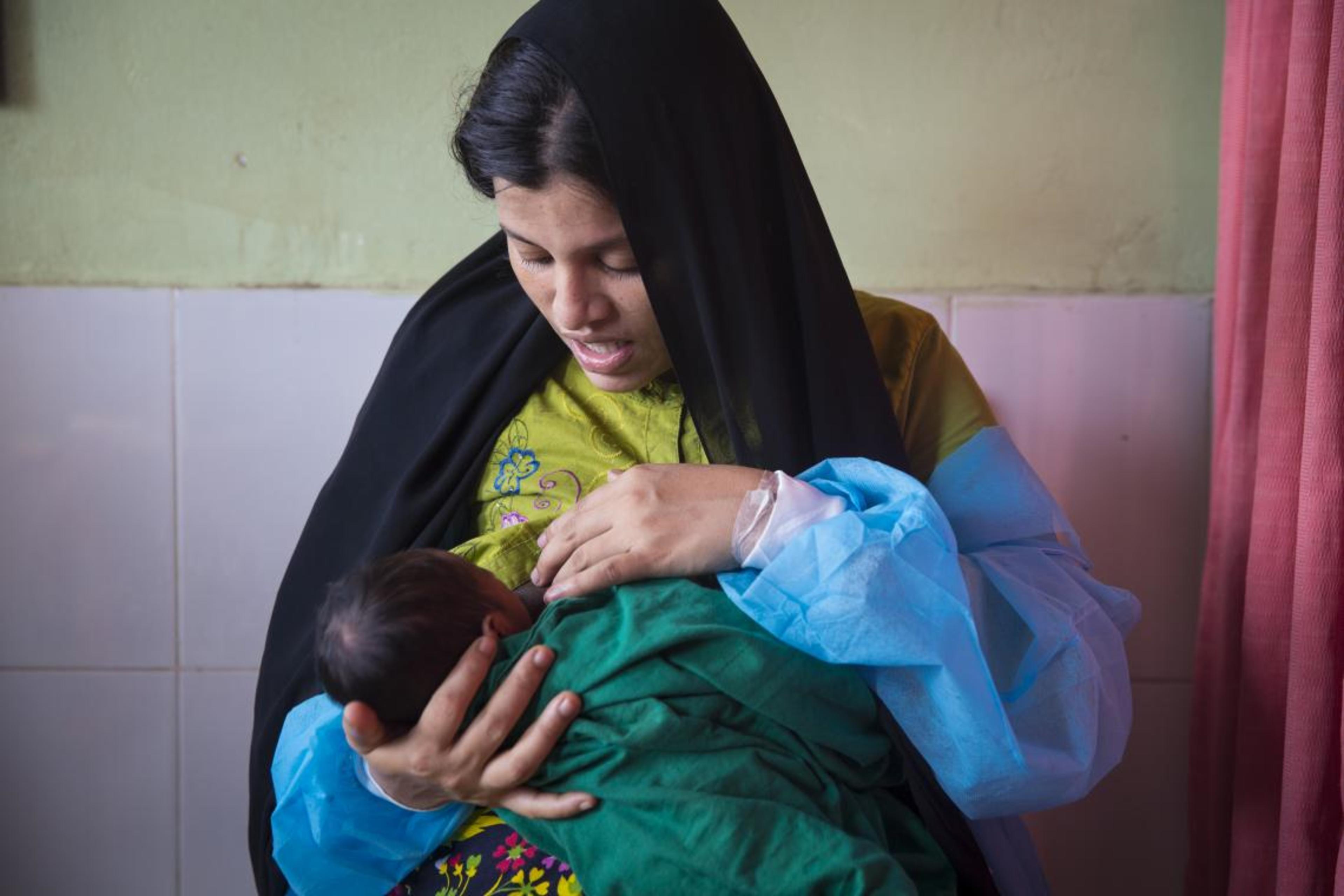 UNICEF/UNI239315/Mawa