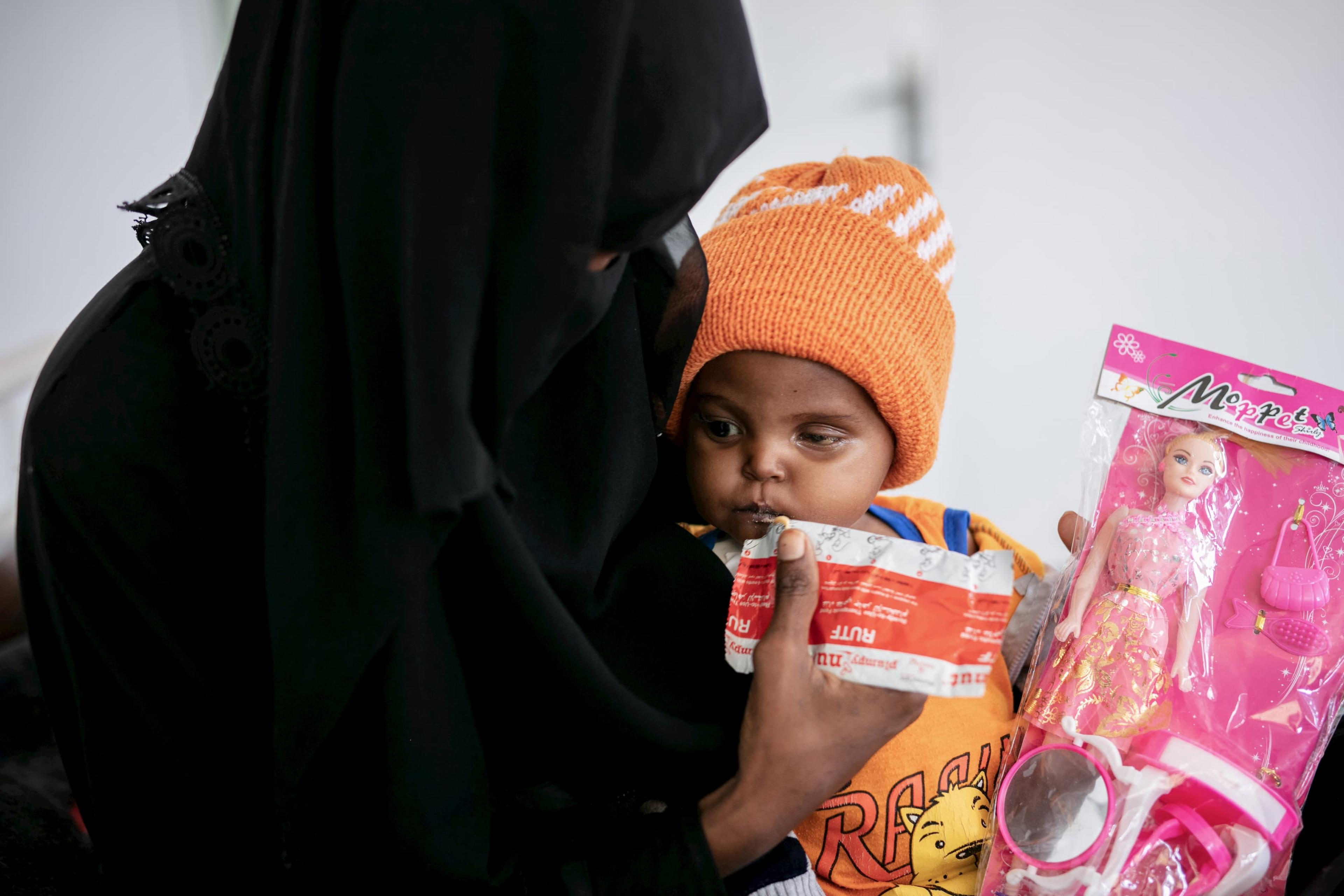 Yemen © UNICEF/UNI312482/Alghabri