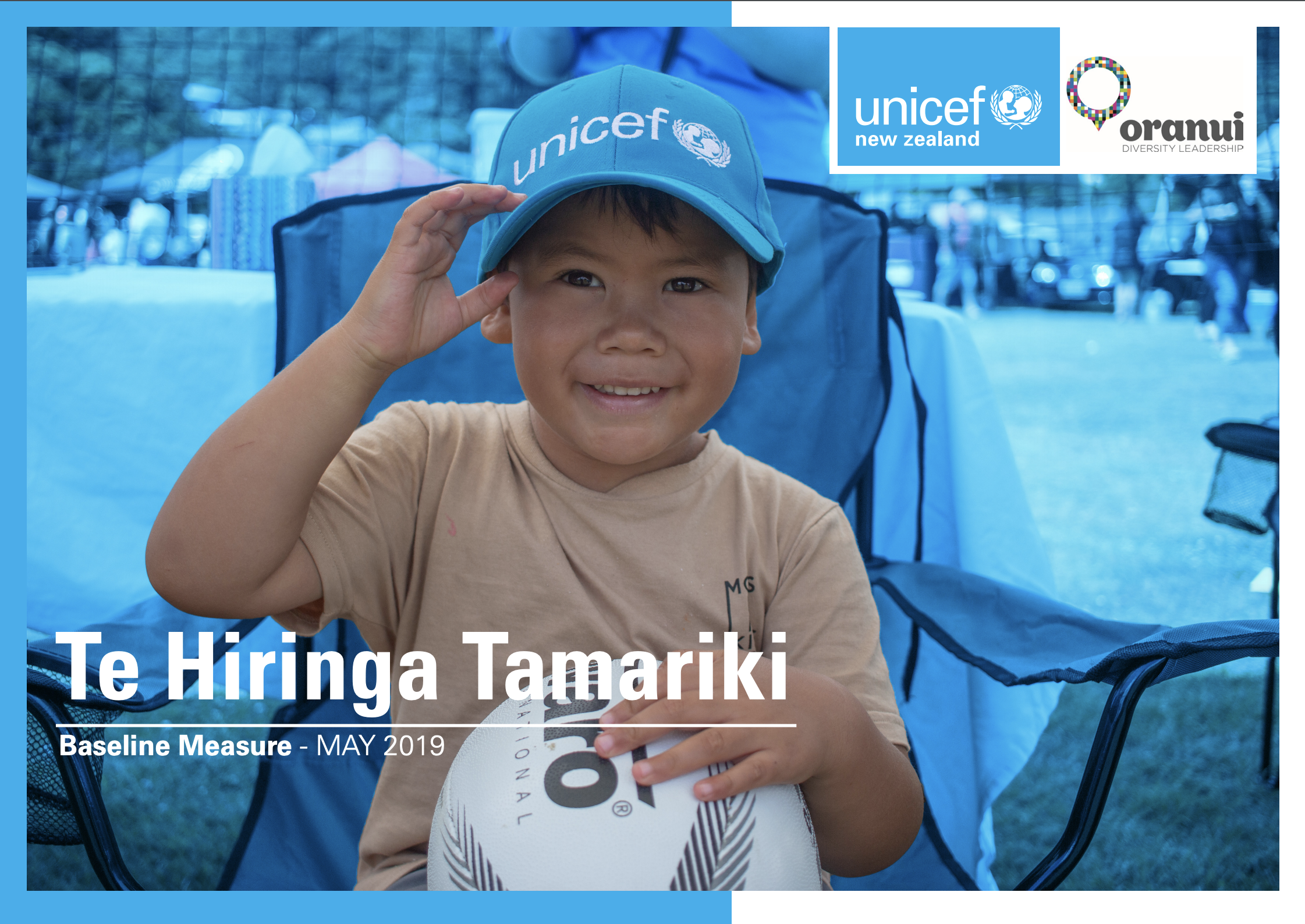 Te Hiringa Tamariki Report