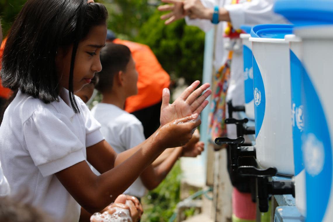 © UNICEF Venezuela/2019/Fernandez