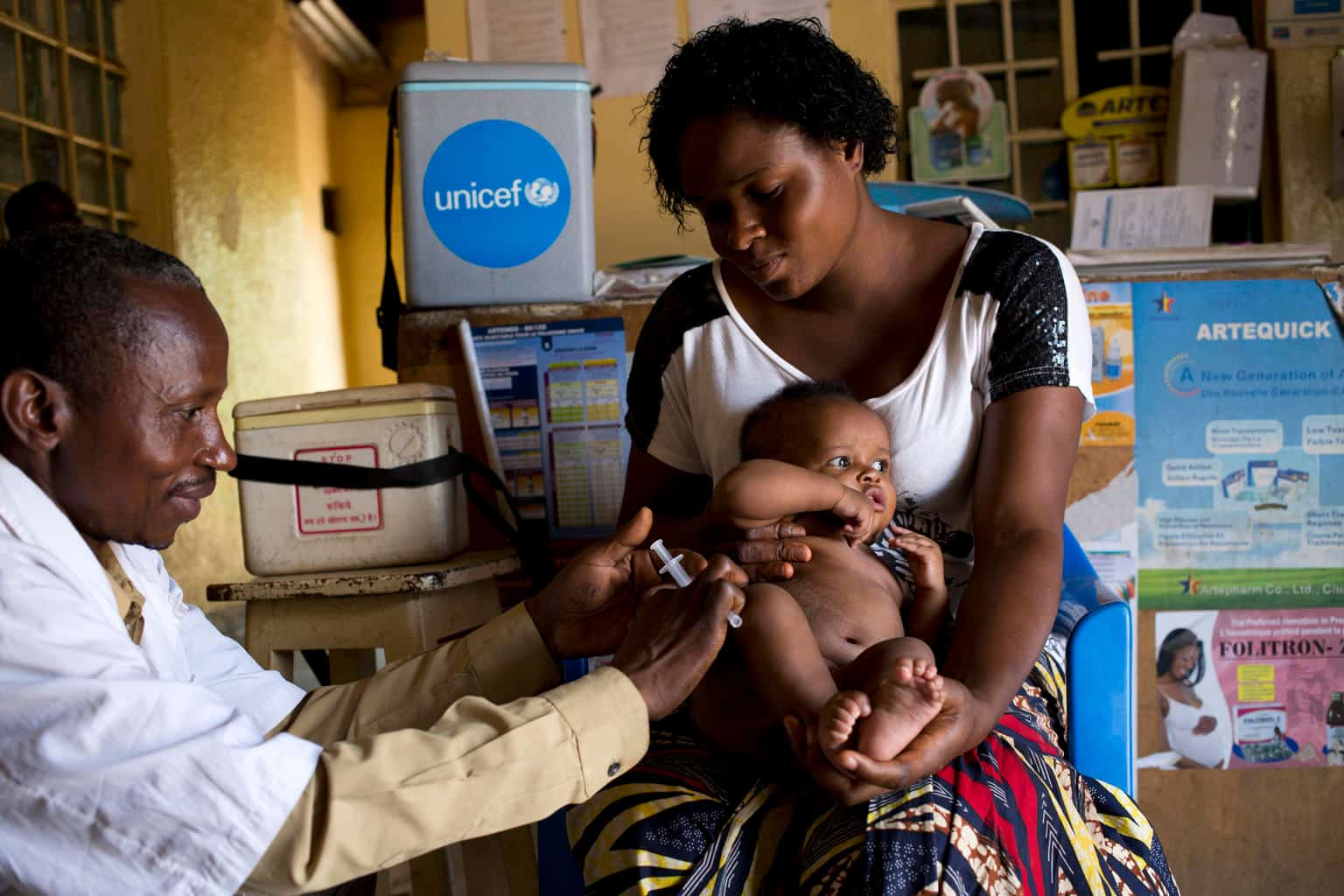 Democratic Republic of Congo | ©UNICEF/UN0270015