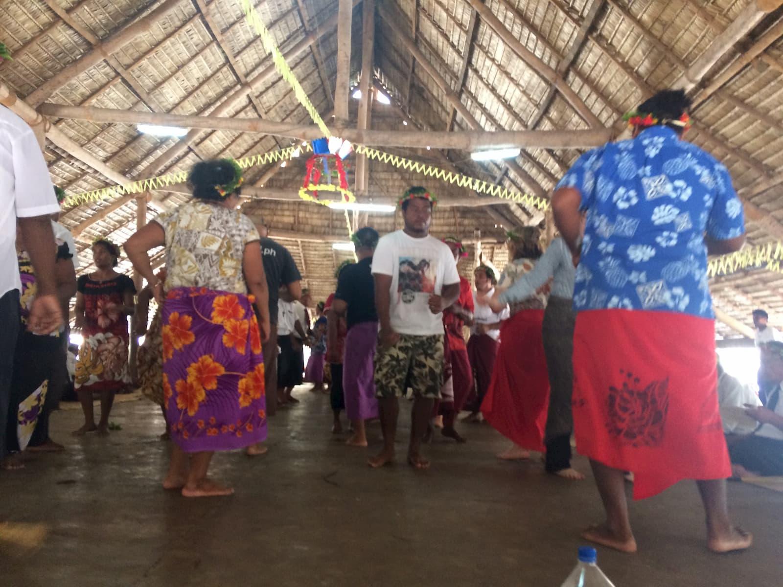 Celebrating dance