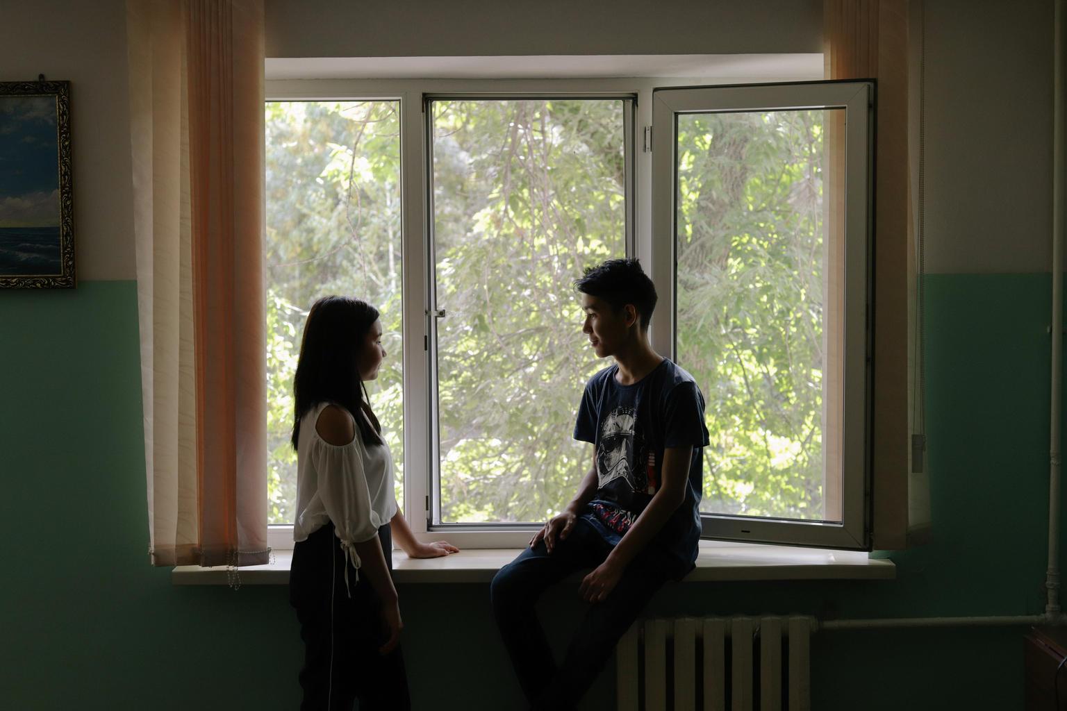 Kazakhstan Teenager Support Group