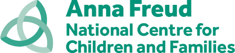 The Anna Freud National Centre for Children and Families logo