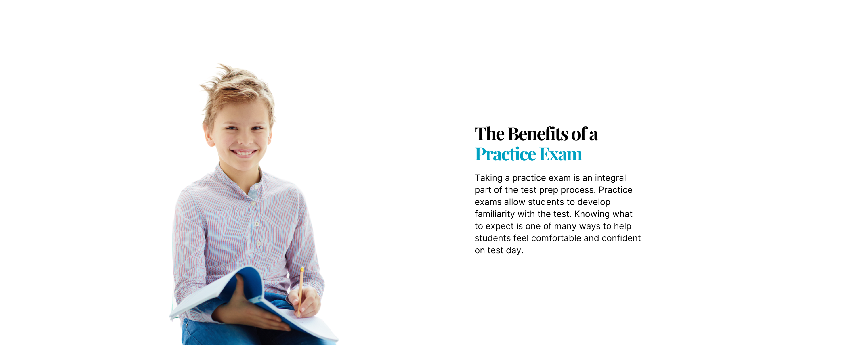 Benefits of a Practice Exam