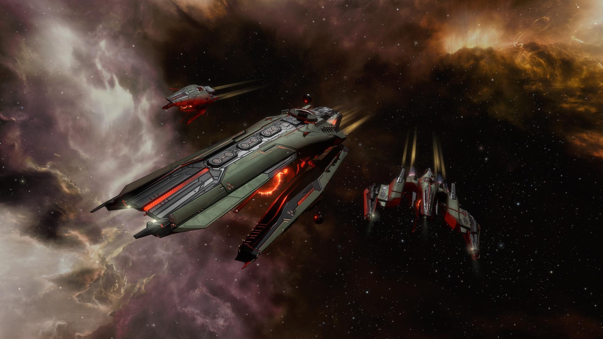 triglavian ships all