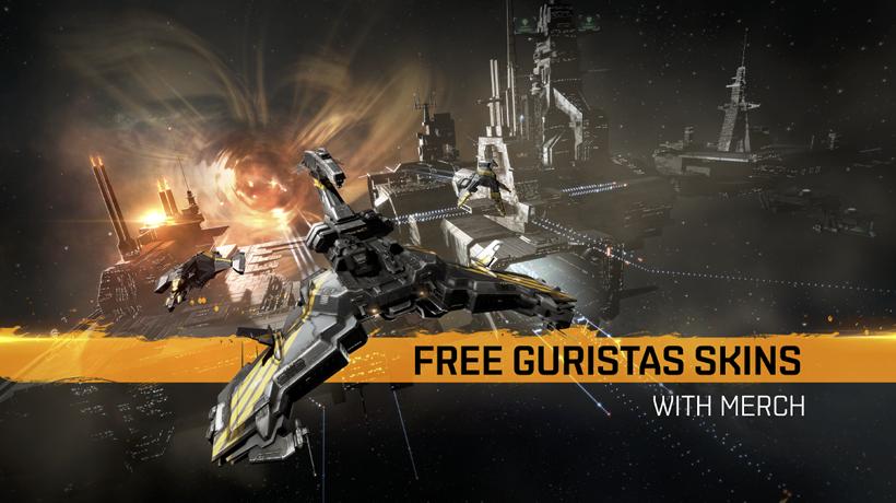 Free Guristas Skins