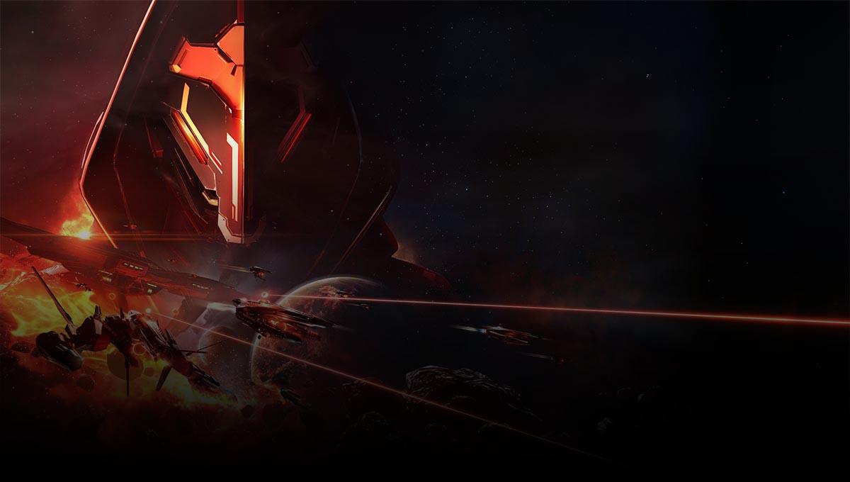 Strategy Game - Triglavian invasion
