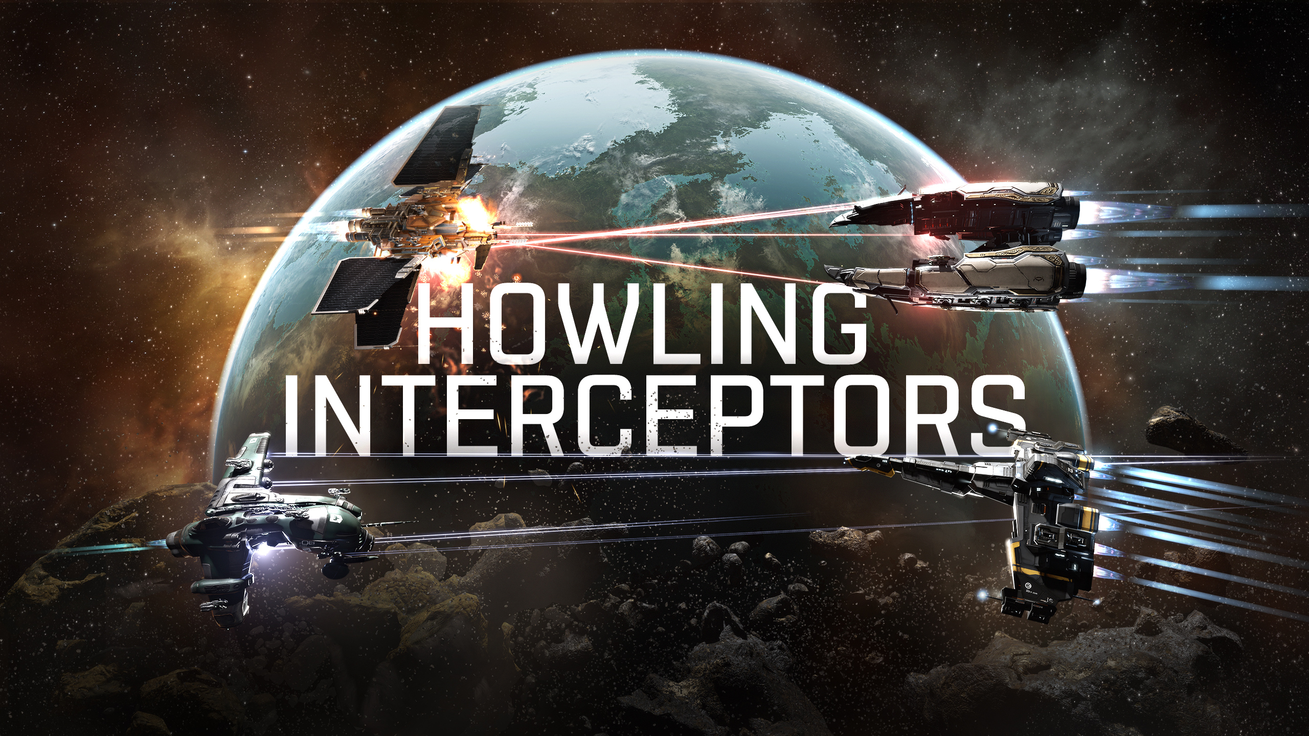 Howling Interceptors