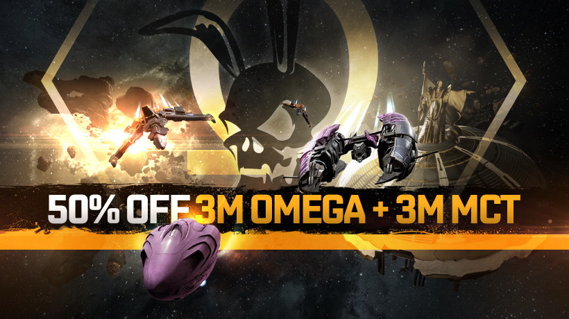 3 Months Omega Deal