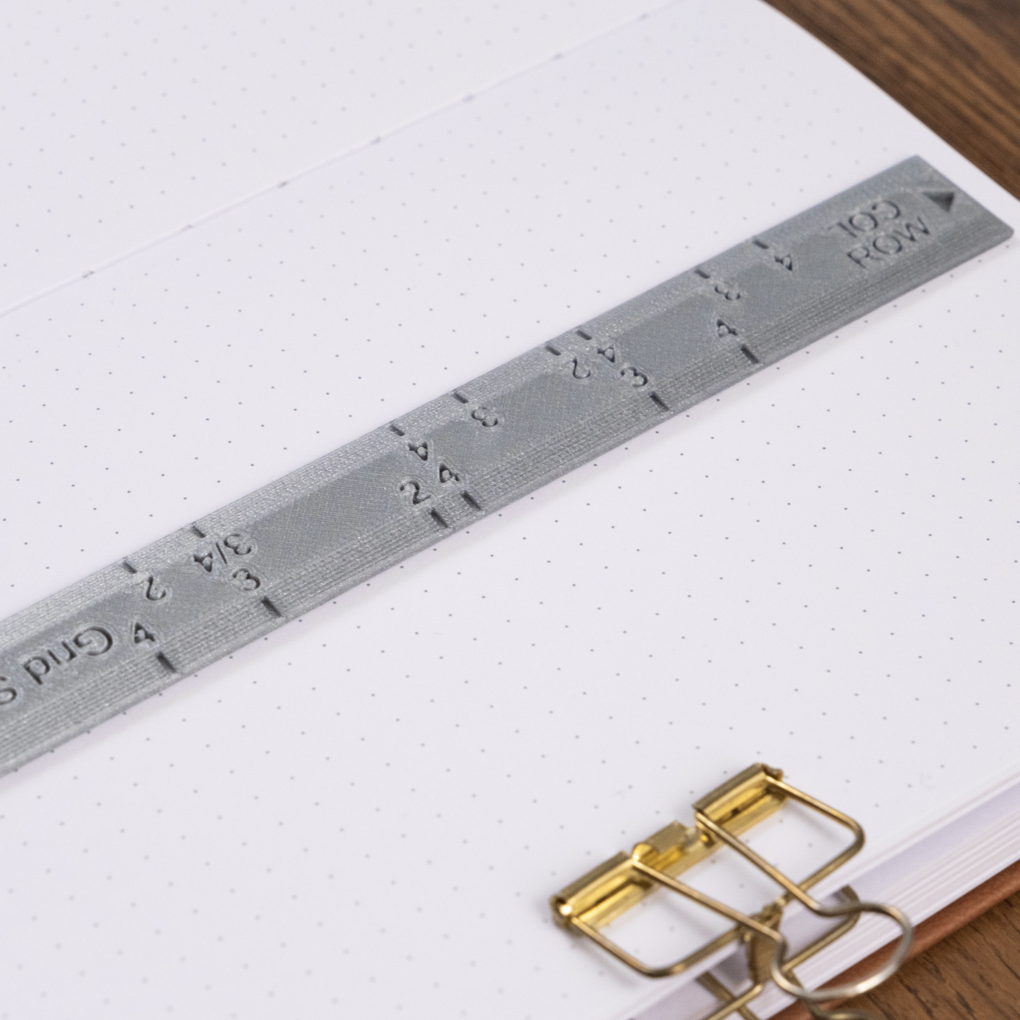 grid spacing ruler