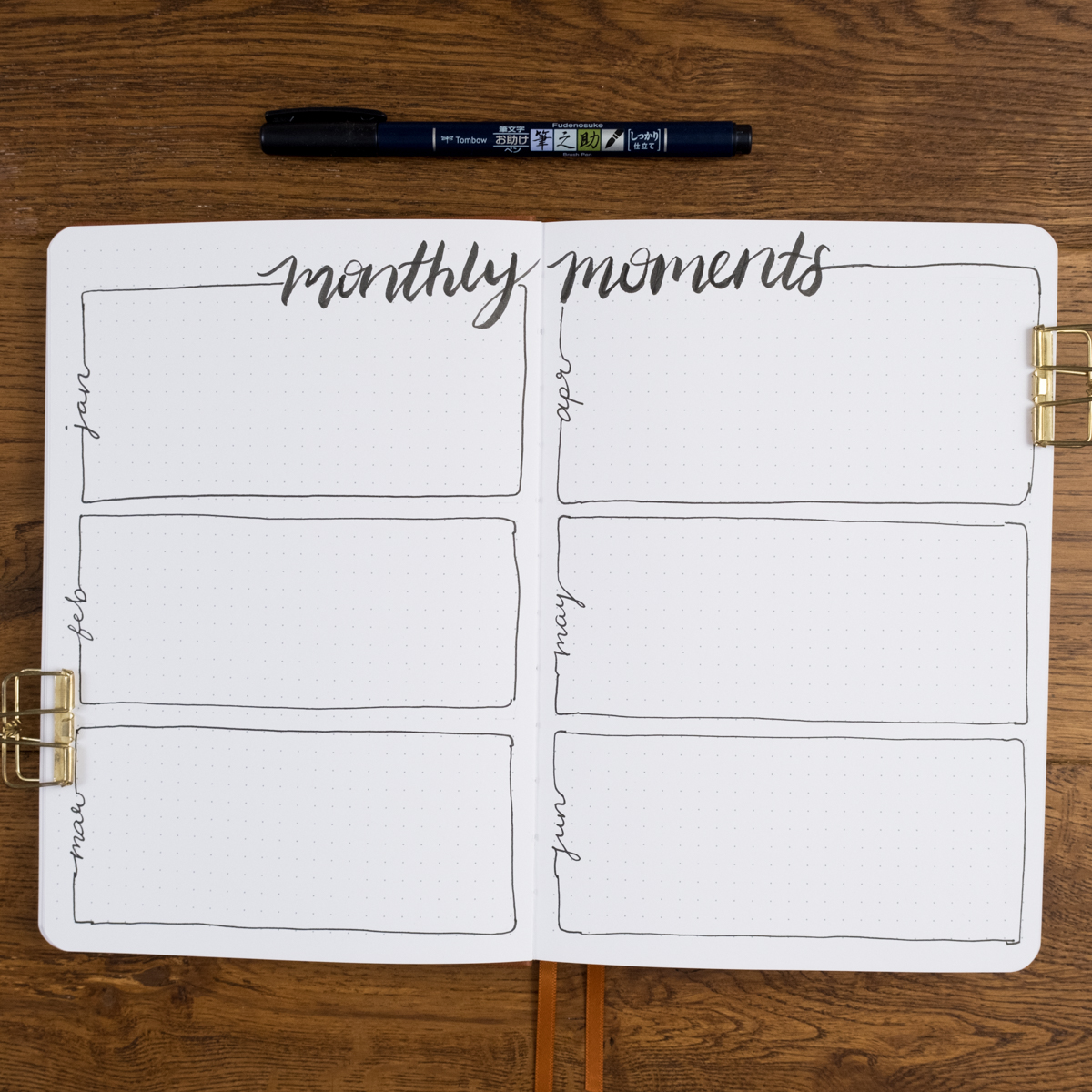 monthly moments
