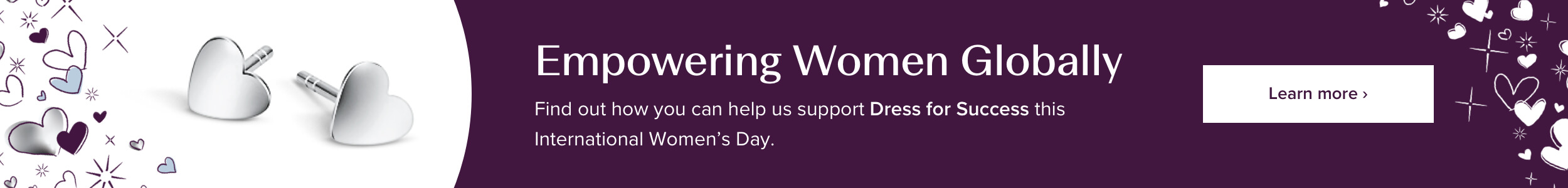 Empowering Women Globally: Michael Hill is donating to Dress for Success this International Women's Day
