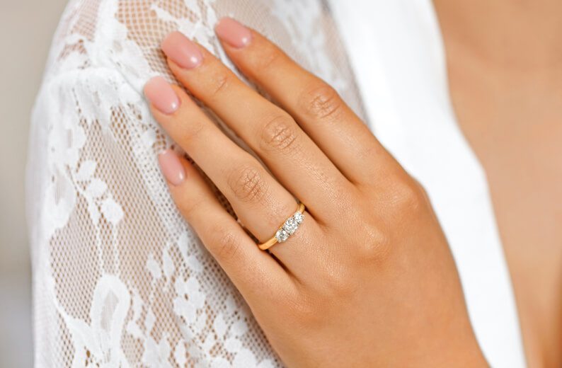 Explore engagement rings