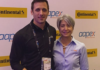 "Universal Car Keys voted as ""Best New Product"" at AAPEX Convention"