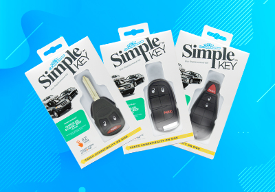 Car Keys Express Expands Consumer-Programmable Simple™ Key Product Line to Cover Chrysler, Dodge, and Jeep Vehicles