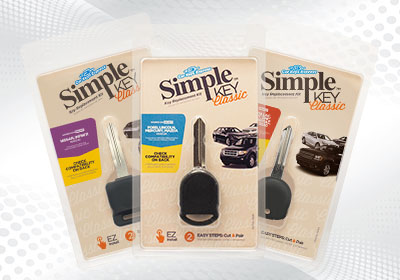 "Car Keys Express Expands Simple™ Key Product Line to Include ""Do-It-Yourself"" Transponder Key Replacement"