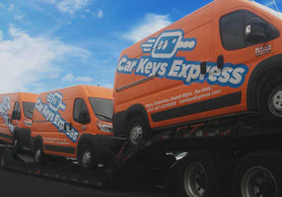 Car Keys Express' Sales Explosion Leads to Accelerated Expansion