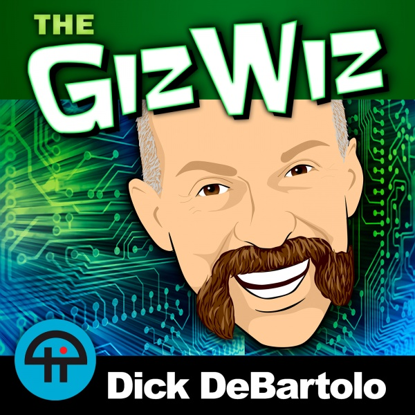 Dick DeBartolo, The Giz Wiz, features Universal Car Remote on website