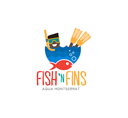 FishnFins Logo Resized