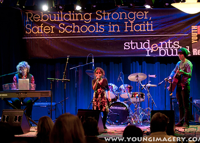 Youth Rock the Rebuild!