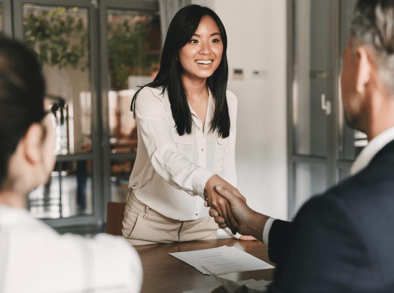 Five post-pandemic recruitment tips square