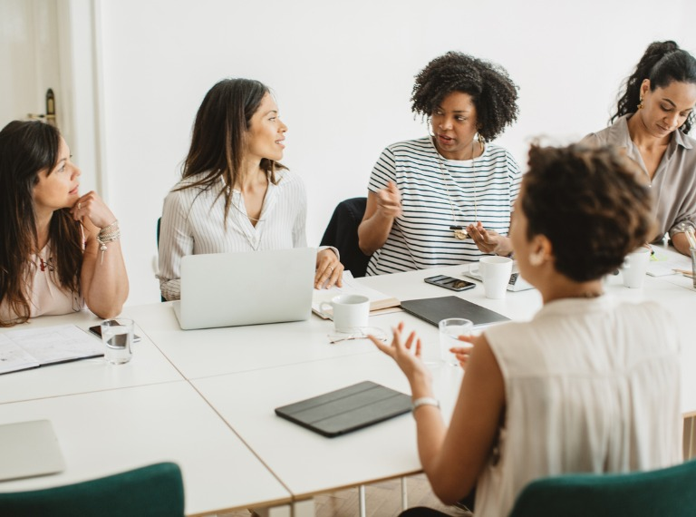 How to run a successful women's network - mobile